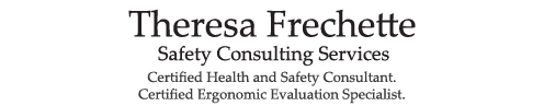Theresa Frechette, CEES Safety Consulting Services